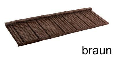 черепица Queentile Shake braun