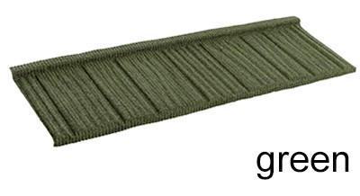 черепица Queentile Shake green
